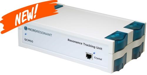 Quartz Crystal Microbalance Analyzer